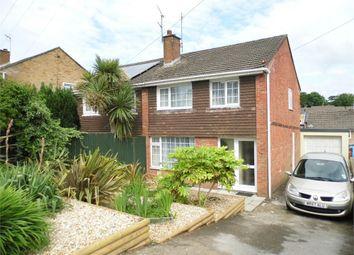 Thumbnail 3 bed semi-detached house for sale in Merlin Crescent, Bridgend, Bridgend, Mid Glamorgan