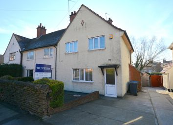Thumbnail 3 bedroom end terrace house for sale in Ashgate Road, Ashgate, Chesterfield