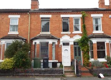 Thumbnail 4 bed terraced house for sale in Victoria Avenue, Worcester, Worcestershire