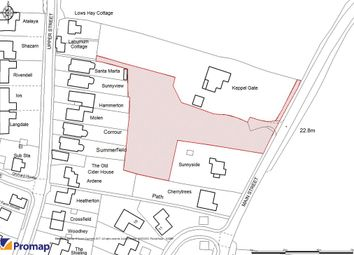 Thumbnail Land for sale in Upton Road, Defford, Worcester