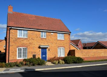 Thumbnail 4 bed detached house for sale in Keats Drive, Harwell, Didcot