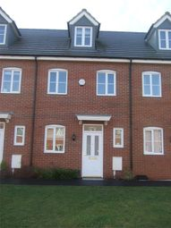 Thumbnail 3 bed terraced house to rent in The Pollards, Bourne, Lincolnshire