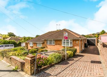 Thumbnail 2 bed semi-detached bungalow for sale in Donnington Road, Brighton