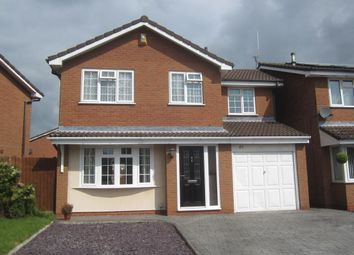 Thumbnail 3 bed detached house for sale in Farmleigh Drive, Leighton, Crewe