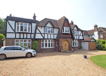 Thumbnail 6 bed detached house for sale in Ewell Downs Road, Ewell