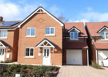 Thumbnail 4 bedroom detached house for sale in St. Johns Road, Hedge End, Southampton