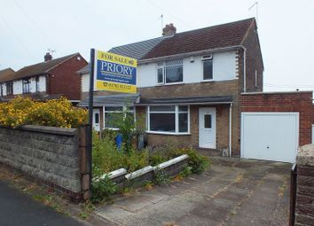 3 bed semi-detached house for sale in Whitfield Road, Ball Green, Stoke-On-Trent ST6
