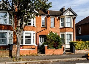 Thumbnail 4 bed terraced house for sale in Warwick Road, London, London