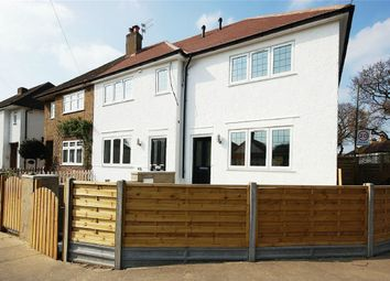 Thumbnail 2 bed end terrace house for sale in Broad Lane, Hampton