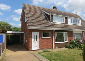 Thumbnail 3 bed semi-detached house to rent in St. Michaels Walk, Sleaford
