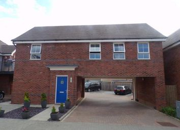 Thumbnail 1 bed detached house for sale in Doxford Heath, Brooklands, Milton Keynes