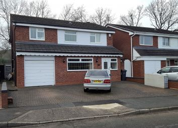 Thumbnail 4 bedroom detached house for sale in Sunningdale Close, Handsworth Wood