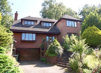 Thumbnail 4 bed detached house for sale in Podkin Wood, Chatham