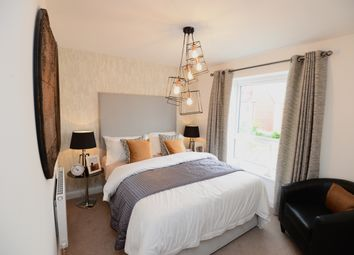 Thumbnail 4 bed semi-detached house for sale in Lakeside Boulevard, Cannock, Staffordshire