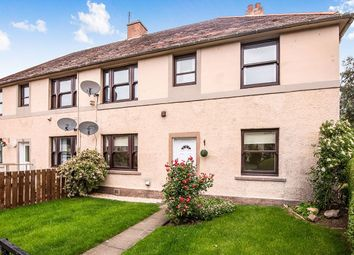 Thumbnail 2 bed flat for sale in Spalding Crescent, Dalkeith