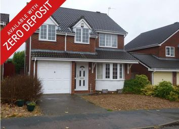 Thumbnail 4 bedroom property to rent in Bluebell Close, Scarning, Dereham