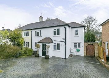 Thumbnail 3 bed semi-detached house for sale in Grosvenor Road, Langley Vale, Surrey