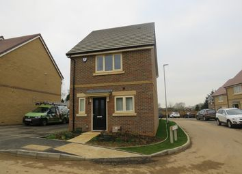 Thumbnail 2 bed semi-detached house to rent in Meadow Way, Wing, Leighton Buzzard