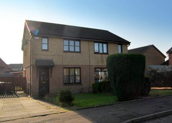 Thumbnail 3 bedroom semi-detached house for sale in Kennedy Gardens, Wishaw