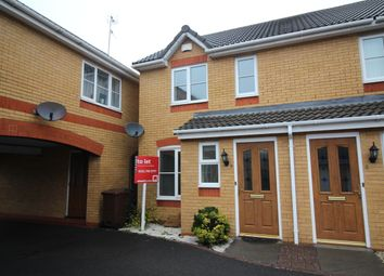 Thumbnail 2 bed terraced house to rent in Finmere Way, Shirley, Solihull, West Midlands