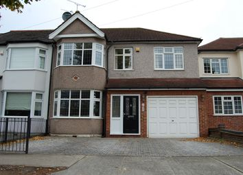Thumbnail 4 bed end terrace house to rent in Belgrave Avenue, Gidea Park