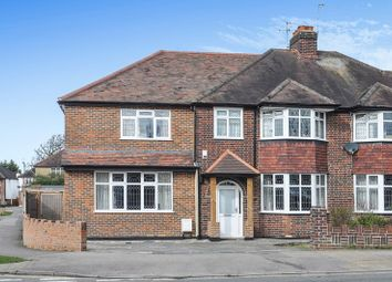 Thumbnail 5 bed semi-detached house for sale in Craddocks Avenue, Ashtead