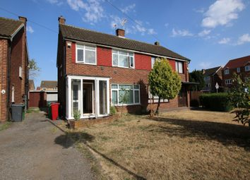 Thumbnail 3 bed semi-detached house to rent in Coleridge Crescent, Colnbrook, Slough