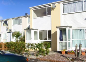 Thumbnail 2 bed end terrace house to rent in Pendragon Crescent, Newquay