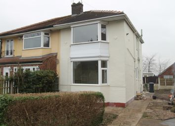 Thumbnail 3 bed semi-detached house to rent in Welwyn Close, Gleadless, Sheffield