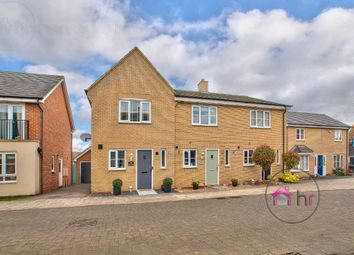 Thumbnail 2 bed end terrace house for sale in Stokes Drive, Godmanchester, Huntingdon
