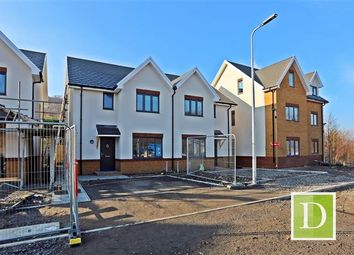 Thumbnail 3 bedroom semi-detached house for sale in Clos Afon, Aberdare