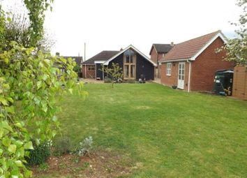 Thumbnail 4 bed bungalow for sale in Wicklewood, Wymondham, Norfolk