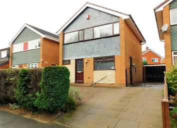 Thumbnail 3 bed detached house for sale in Pirehill Lane, Stone
