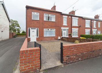 Thumbnail 4 bed end terrace house for sale in Dereham Terrace, Stakeford, Choppington
