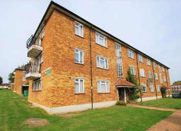 Thumbnail 2 bedroom flat for sale in Ripon Gardens, Chessington