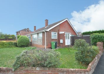 Thumbnail 2 bed semi-detached bungalow for sale in Solar Crescent, Exonia Park, Exeter