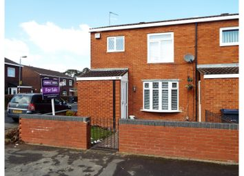 Thumbnail 3 bed end terrace house for sale in Pennyacre Road, Birmingham
