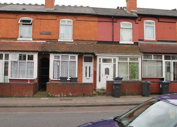 Thumbnail 2 bedroom terraced house to rent in Farnham Road, Handsworth, Birmingham
