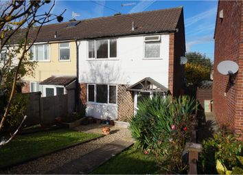 Thumbnail 3 bed end terrace house for sale in Overhill, Pill