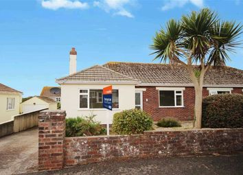 Thumbnail 2 bed semi-detached bungalow for sale in Windmill Close, Central Area, Brixham