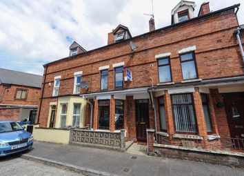 Thumbnail 3 bed terraced house for sale in Melrose Avenue, Bloomfield, Belfast