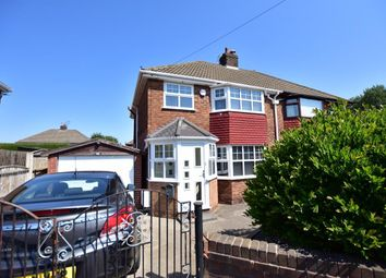 Thumbnail 3 bed semi-detached house for sale in Woodall Drive, Runcorn