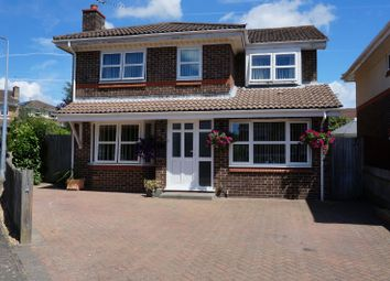 Thumbnail 4 bed detached house for sale in Downland Copse, Uckfield