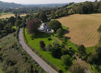 Thumbnail 4 bed country house for sale in Llanwnnen Road, Lampeter