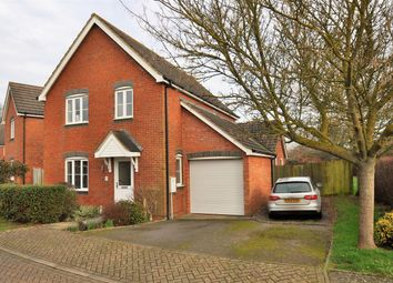 Thumbnail 4 bed detached house for sale in Shepherd Close, Ashford