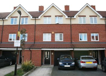 Thumbnail 3 bed town house for sale in Albacore Way, Hayes