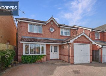 4 bed detached house for sale in Honeysuckle Drive, South Normanton, Alfreton DE55