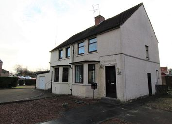 Thumbnail 2 bed semi-detached house for sale in Holton Crescent, Sauchie, Alloa