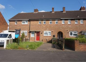 Thumbnail 3 bed terraced house to rent in Hardy Road, Walsall