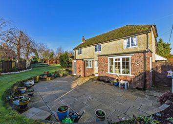Thumbnail 5 bed detached house for sale in Trampers Lane, North Boarhunt, Fareham